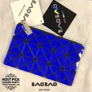🎉 HP 🎉 🆕 BAO BAO ISSEY MIYAKE  Prism Flat Pouch
